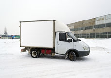 Template Auto Cargo Royalty Free Stock Photos