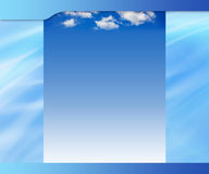Template background Royalty Free Stock Images