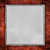 Template background - gray and red royalty free stock photo