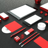 Template business for branding Stock Images