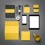 Template business for branding Stock Photos