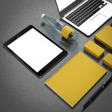 Template business for branding Stock Photo