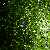 Template design on green glittering. EPS 10 Royalty Free Stock Photos