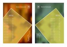 Template of design . Stock Photos