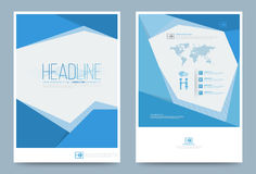Template design Stock Photography