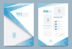 Template design Royalty Free Stock Photo