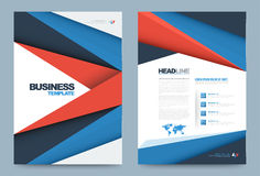 Template design Stock Photo