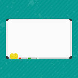 Template for drawing boards Royalty Free Stock Images