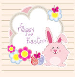 Template for Easter Stock Images