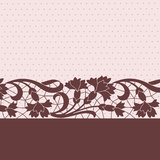 Template  frame design for card. Template frame design for greeting card Royalty Free Stock Images