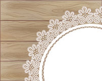Template frame design for card Royalty Free Stock Photo