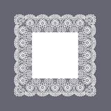 Template frame design for card. Stock Photos