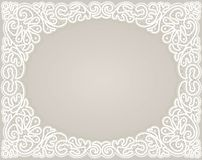 Template  frame design for card Royalty Free Stock Image
