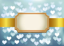 Template frame design for Invitation Stock Photography