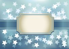 Template frame design for Invitation Royalty Free Stock Images