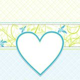 Template greeting card Stock Images