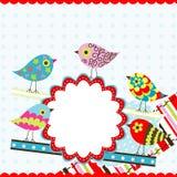 Template greeting card Stock Photos