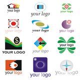 Template logo Stock Photo