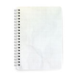 Template notepad design. EPS 10 Stock Photography