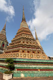Temple à Bangkok images libres de droits