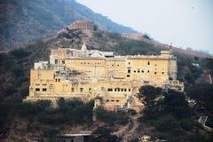 Temple à l'intérieur de forteresse Photos stock