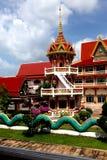 Temple à Phuket photo libre de droits