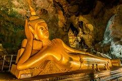 Temple étendu Phuket Thaïlande de suwankuha de Bouddha Photo stock
