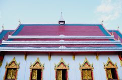Temple. Stock Images