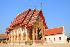 Temple. A structure reserved for religious or spiritual activities stock photography