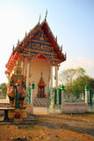 Temple. Structure reserved for religious or spiritual activities stock photos