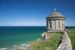 Temple 4 de Mussenden Images stock