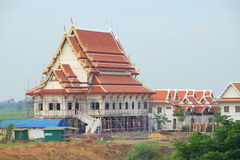 Temple Image stock