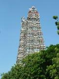 Temple. Sri Meenakshi Amman , Madurai, Tamil Nadu, India Royalty Free Stock Image
