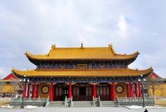 Temple royalty free stock photos