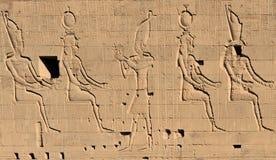 Temple 9 de Philae photos stock