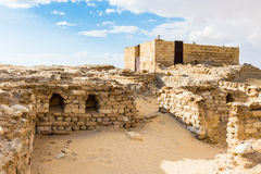 Temple of Alexander the Great, Egypt Royalty Free Stock Photo
