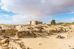 Temple of Alexander the Great, Egypt Stock Photos