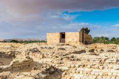 Temple of Alexander the Great, Egypt Royalty Free Stock Image