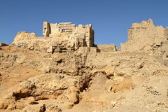 The Temple of Ammon in the oasis town of Siwa Stock Photos