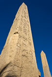 Temple of Amun at Karnak Royalty Free Stock Photography