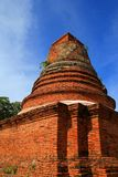 Temple. The temple of ancient city in Thailand Royalty Free Stock Image