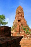 Temple. The temple of ancient city in Thailand Royalty Free Stock Photos