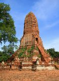 Temple. The temple of ancient city in Thailand Stock Photos