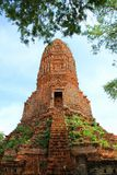 Temple. The temple of ancient city in Thailand Stock Photo