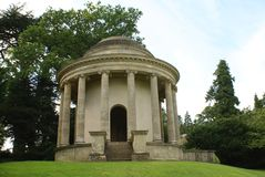 The Temple of Ancient Virtue, Stowe, England Royalty Free Stock Photography