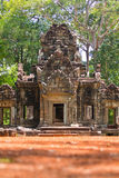 Temple in Angkor Royalty Free Stock Photo