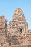 A temple in Angkor Royalty Free Stock Photo
