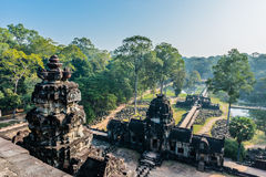 Temple Angkor Thom Cambodge de Baphuon Photographie stock