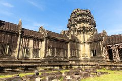Temple in Angkor Thom Stock Photos