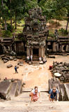 Temple Angkor Vat Images stock